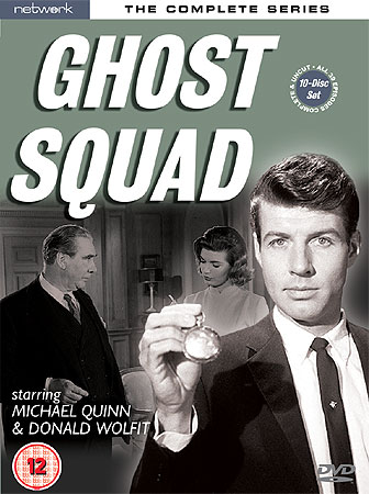 Ghost Squad   Series 1   (1961) [DVDRip (DivX)] preview 0